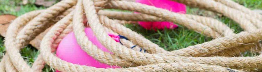 Schnappen Sie sich das Seil und los gehts - Sport Coaching im Team