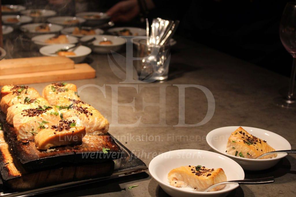 Frisch vom Grill: Finger Food mit b-ceed: events