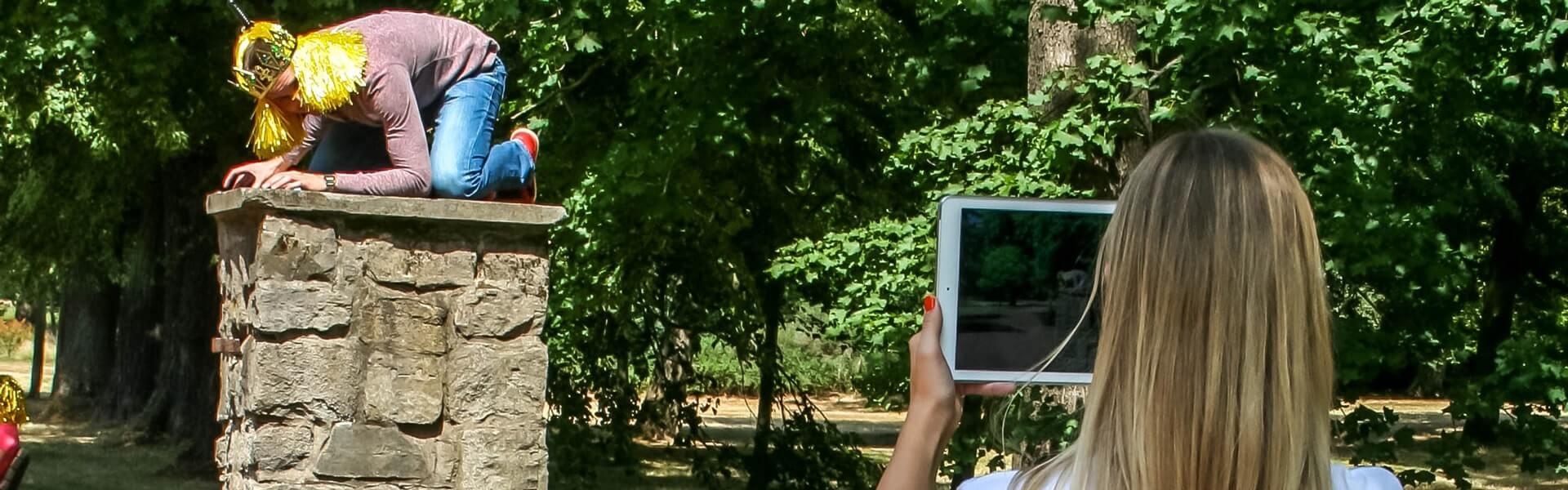 Kreatives Teamevent mit Videodreh von b-ceed