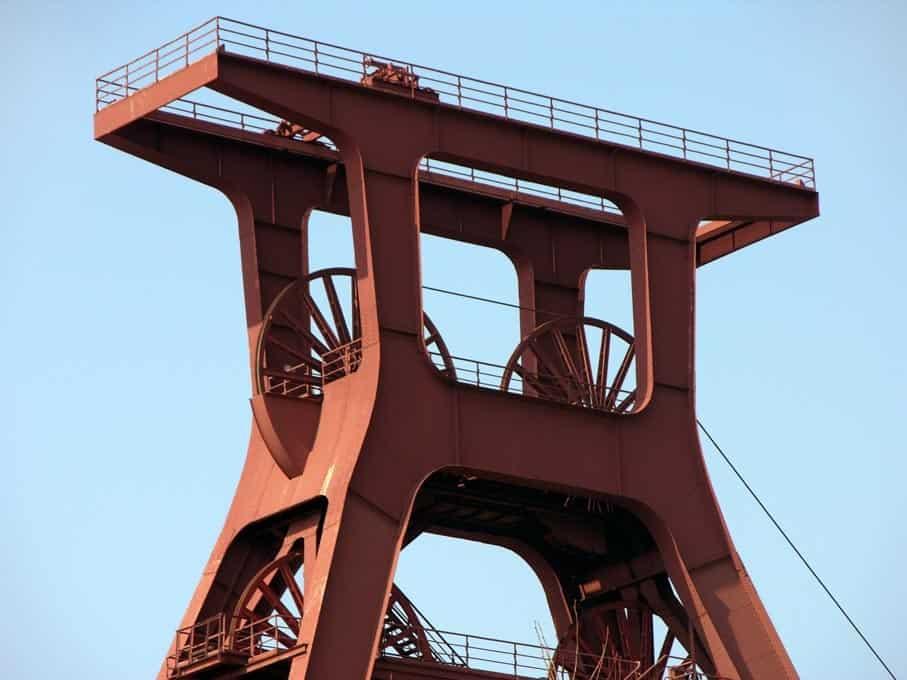 Bei einer Incentive Reise ins Ruhrgebiet lernt man viel über den Bergbau