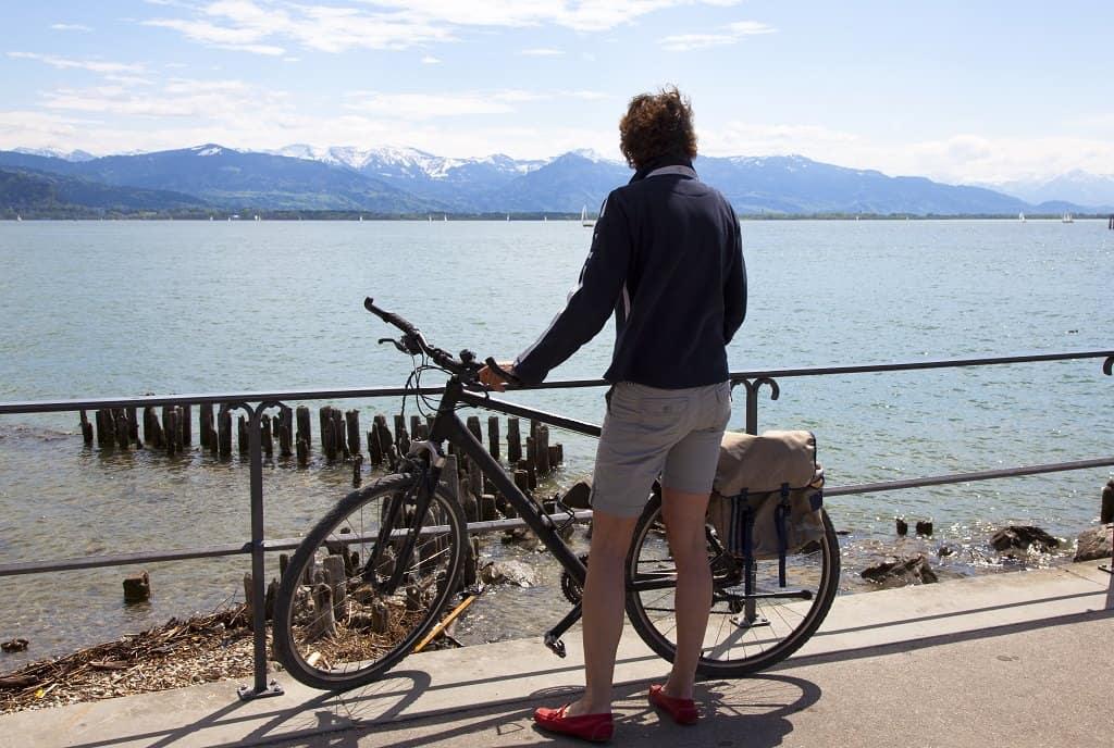 Betriebsausflug Bodensee - Fahrradtour und Übernachtung mit Gepäckservice