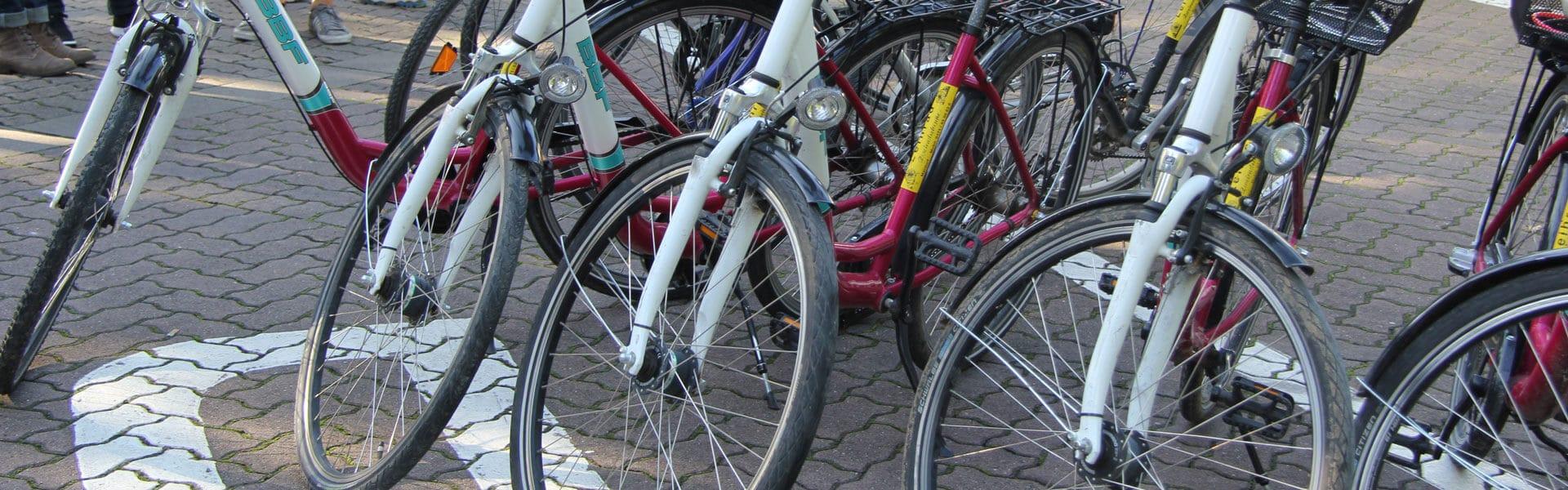 Aktiver Betriebsausflug mit Fahrrad Schnitzeljagd durch Ihre Stadt mit b-ceed