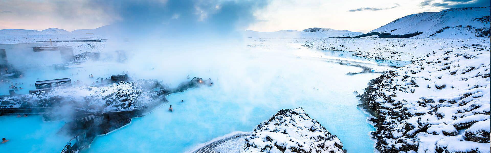 Blaue Lagune in Island besuchen auf der Incentive Reise mit b-ceed