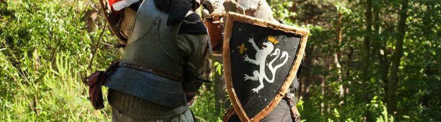 Motto Party auf der Burg: Spektakel im Mittelalter