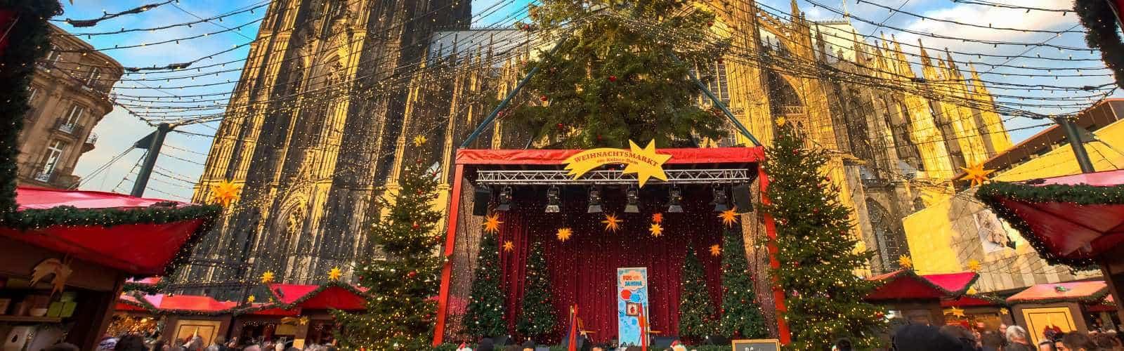Weihnachtsfeier Ideen Köln.Weihnachtsfeier Köln Die Besten Events Rund Um Den Dom B Ceed