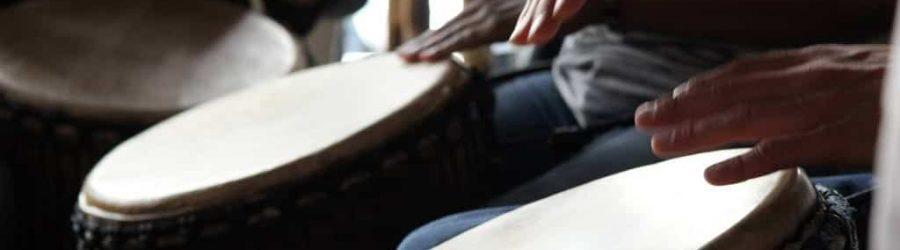 Drum-Boo-Laya der Trommelworkshop für große und kleine Teams