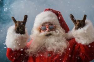 rock 'n' roll party als Mottoparty zur Weihnachtsfeier von b-ceed