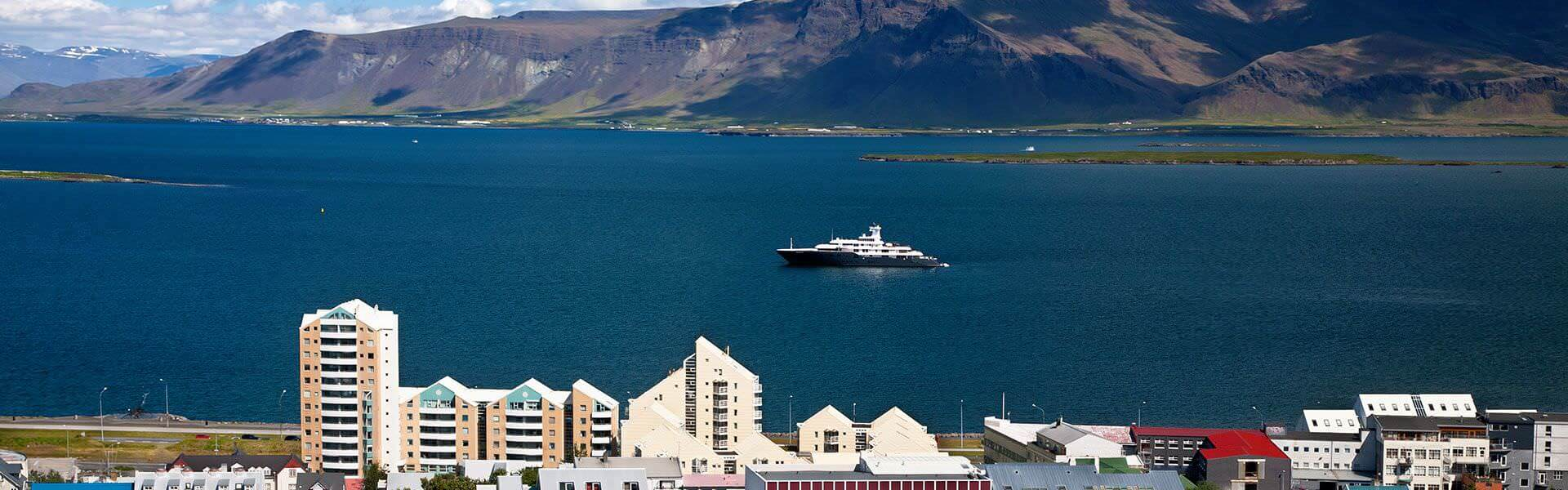 Firmenreise nach Island - Reykjavik entdecken
