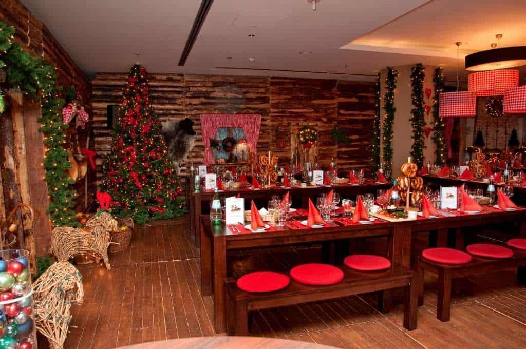 Hüttenzauber Weihnachtsfeier Mit Schweizer Flair I B Ceed: Events