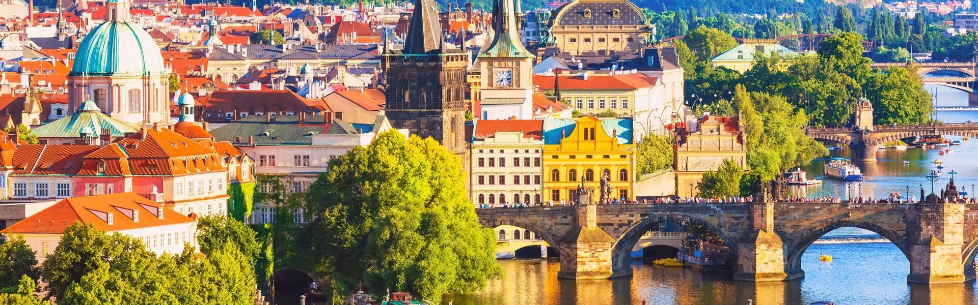 Incentive Reise nach Prag mit b-ceed