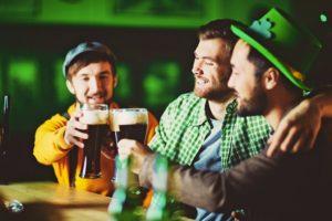 Irische Party für Firmen mit b-ceed: Celtic Craig