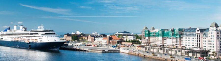 b-ceed nimmt Sie mit auf eine Schiffsreise nach Oslo