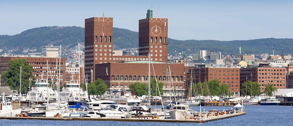 Schiffsreise mit der Firma nach Oslo | Sightseeing in Oslo mit b-ceed