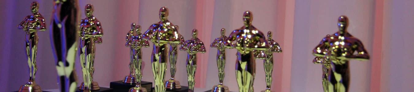 Filmdreh und Preisverleihung zur Firmenweihnachtsfeier mit dem Christmas Movie Maker | b-ceed: events