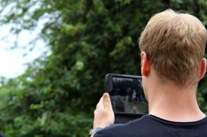 Drehen Sie bei Klappe und Action Ihren eigenen Trailer