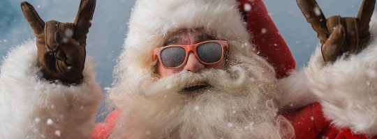 Rock'n'Roll Christmas Party als Motto Weihnachtsfeier mit b-ceed events