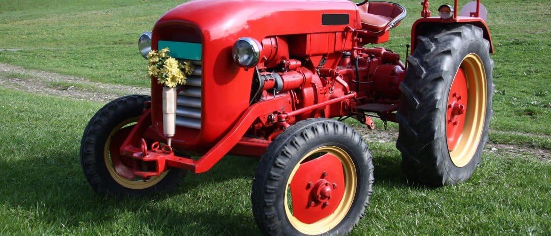 Die Event Idee für Ihr Team. Oldtimer-Traktor Challenge.