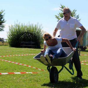 Sport, Spiel und Spaß bei Ihrem Betriebsausflug auf den Bauernhof mit dem Team