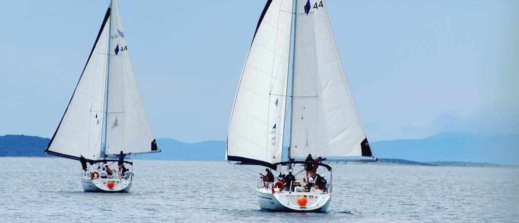 Incentive Reise für Firmen: Eine Segelregatta durch die Adria ab Split in Kroatien