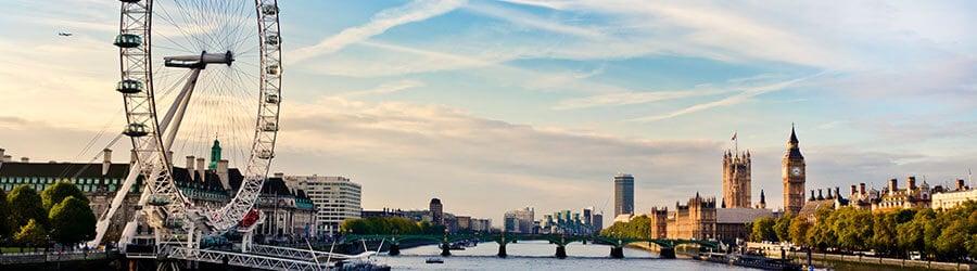 Sightseeing mit dem Team auf der London Reise von b-ceed