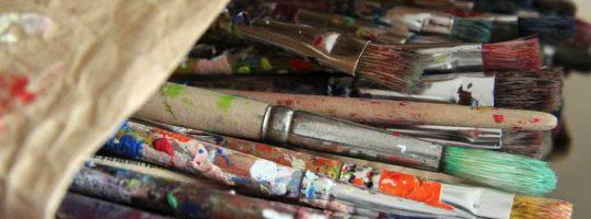 Team Puzzle Painting: eine nachhaltig motivierender Kreativ Workshop!