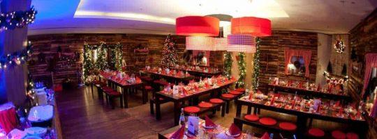 Die Weihnachtsfeier Hüttenzauber ist das ideale Event für Sie und Ihre Kollegen.