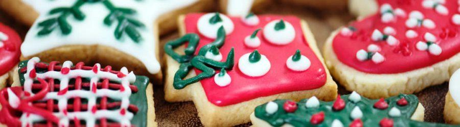 In der Weihnachtsbäckerei wird zur Weihnachtsfeier mit der Firma gebacken | b-ceed: events
