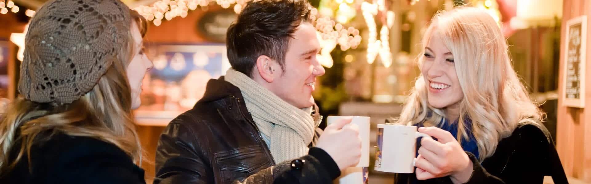 Weihnachtsmarkt Tour XXL als outdoor Weihnachtsfeier