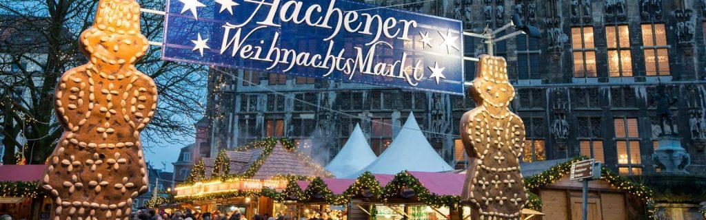 Deutschlandweite Weihnachtsmarkt Tour XXL als outdoor Weihnachtsfeier mit b-ceed events
