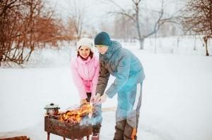 Winter-Grillen mit Ihrer Fimra