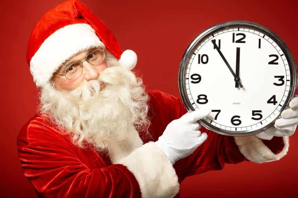 Das Weihnachts-Teambuilding Event gegen die Zeit.