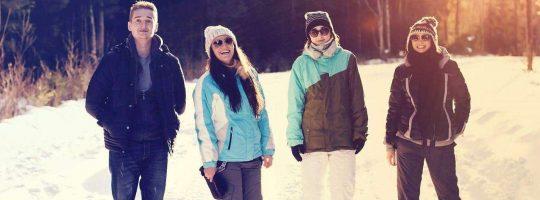 teambuilding events zu weihnachten - weihnachtsfeier mit b-ceed im winter