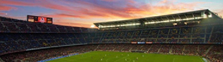 Eine Führung durch das Camp Nou gehört zu den Highlights bei Ihrer Incentive Reise nach Barcelona