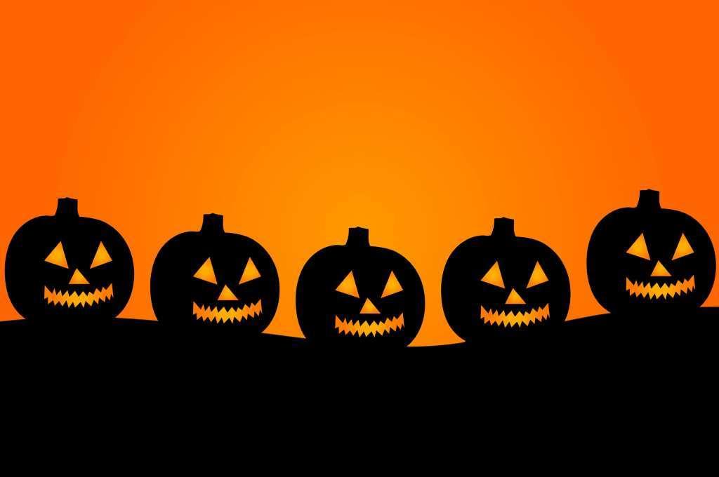 Schaurige Halloween Motto Party