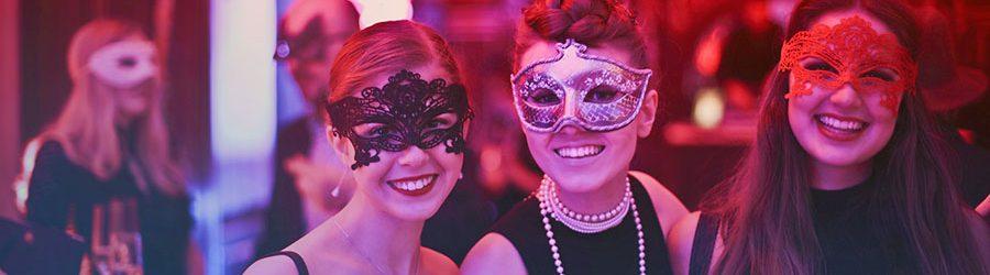 Das kreative Maskenball Venedig Firmenevent mit b-ceed!