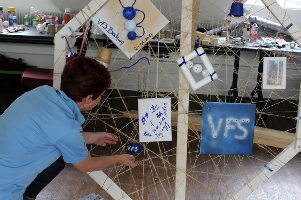 """Das kreative Teambuilding """"Skulpturen bauen"""" von b-ceed: events"""