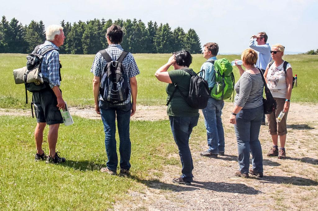 Die abenteuerliche Wanderung durch die Eifel mit b-ceed