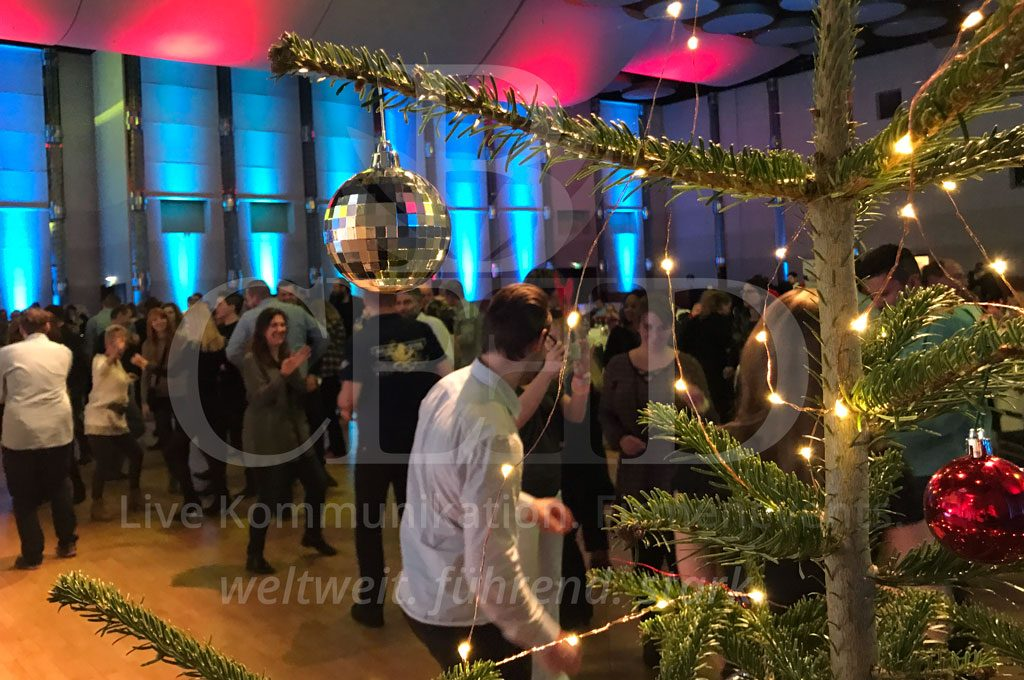 weihnachtsfeier 2018 - ideen von b-ceed: die eventagentur