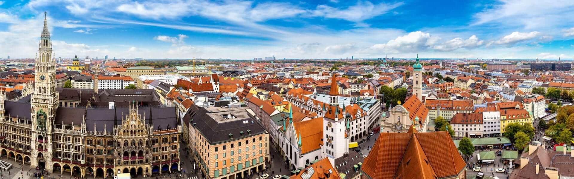 Teambuilding München mit der Firma als Ziel für den Städtetrip | b-ceed events