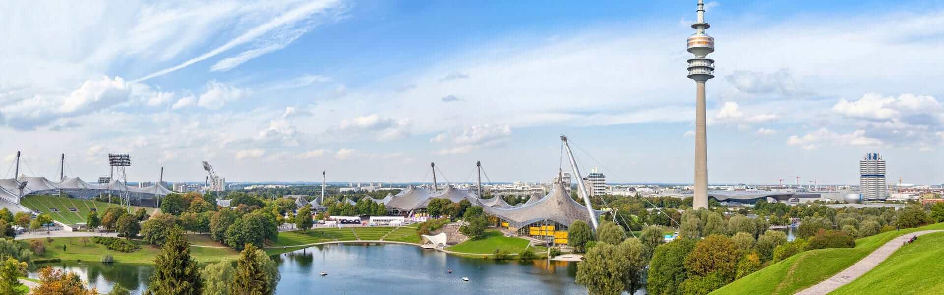 München als Ziel für die Firmenreise oder den Betriebsausflug mit b-ceed