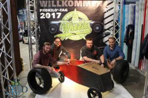 Seifenkistenrennen mit Siegerehrung und After-Racing-Event mit b-ceed: Teamevent und Action pur