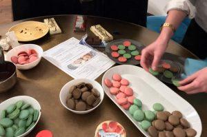 Backen im Team au Chocolat mit b-ceed