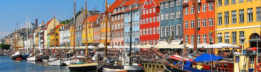 Städtetrip nach Kopenhagen, Dänemark mit der Firma b-ceed