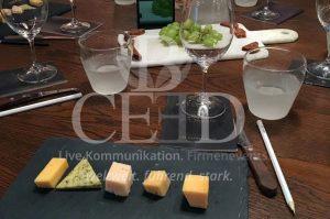 Cheese Tasting in Amsterdam inklusive korrespondierender Weine