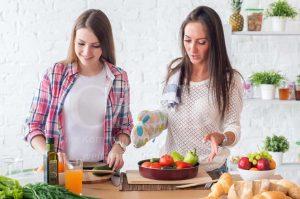 Mobiles Kochevent mit Ernährungsberatung und Fitnesstipps mit b-ceed: events