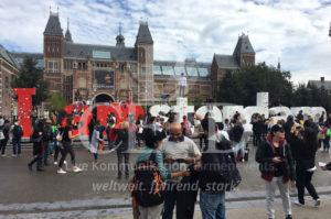 Reise nach Amsterdamt mit eigener Stadtführung von b-ceed