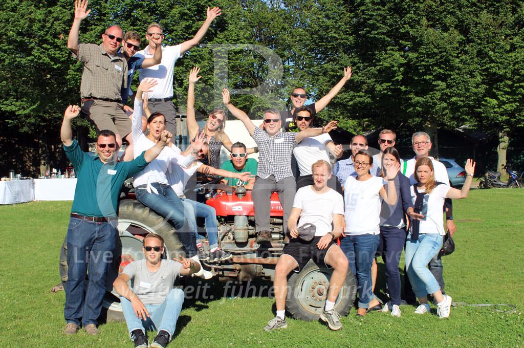 Teamtag auf dem Land: Sommerfest Idee von b-ceed