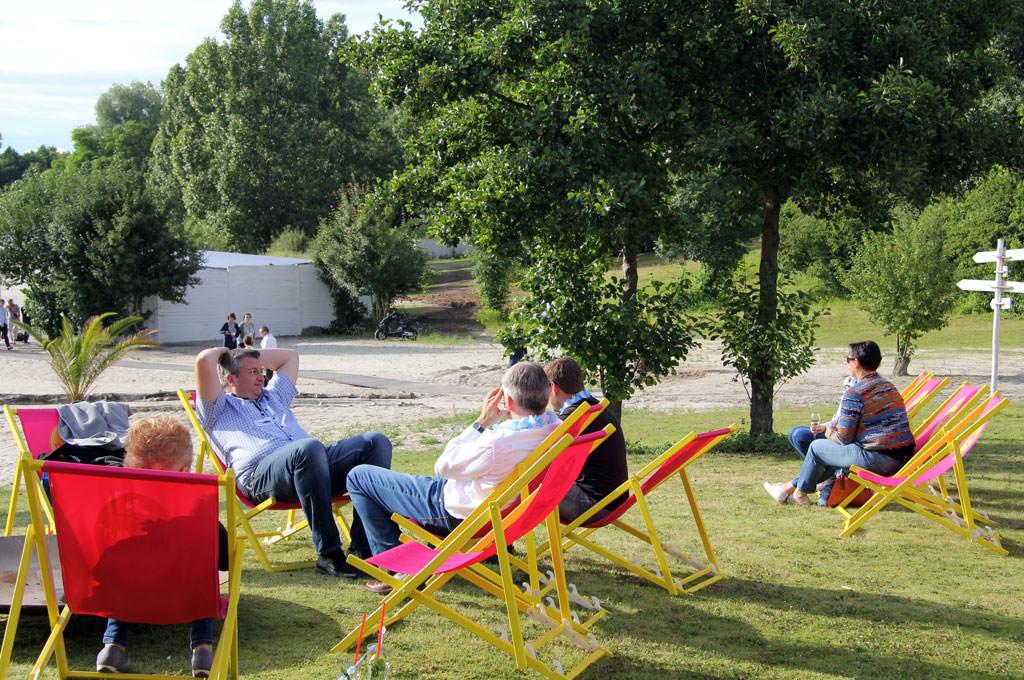 Die Top 3 Event Ideen für das Firmen-Sommerfest  b-ceed