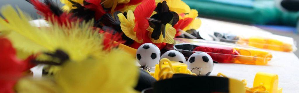 Eigenes Fußball Dorf als sommerliche Betriebsausflug Idee von b-ceed