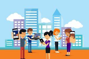Mit Sozialen Medien die eigene Firma stärken b-ceed: events